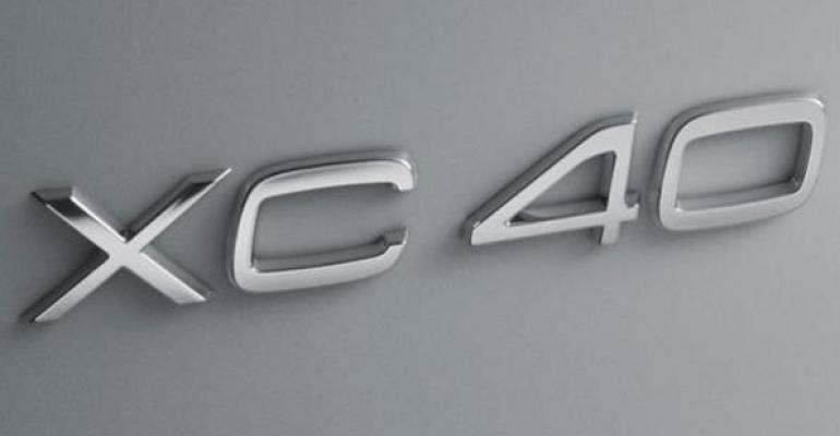 '19 Volvo XC40