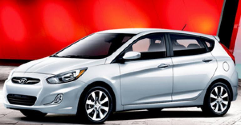 Hyundai Accent Bigger,Thriftier