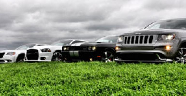 Chrysler C-Car Candidate for SRT Treatment