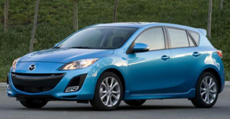 Mazda Seeks to Reclaim Lost U.S. Market Share