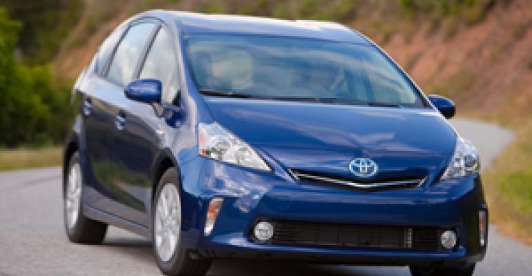 U.S. Prius, Future Toyota EVs to Make More Noise