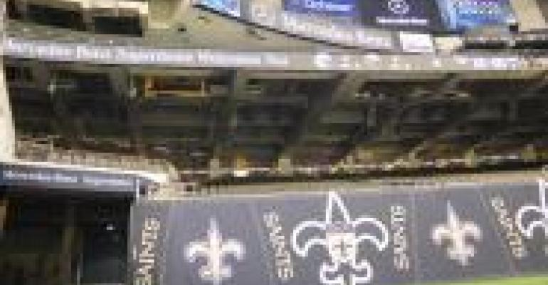 It's Now the Mercedes-Benz Superdome