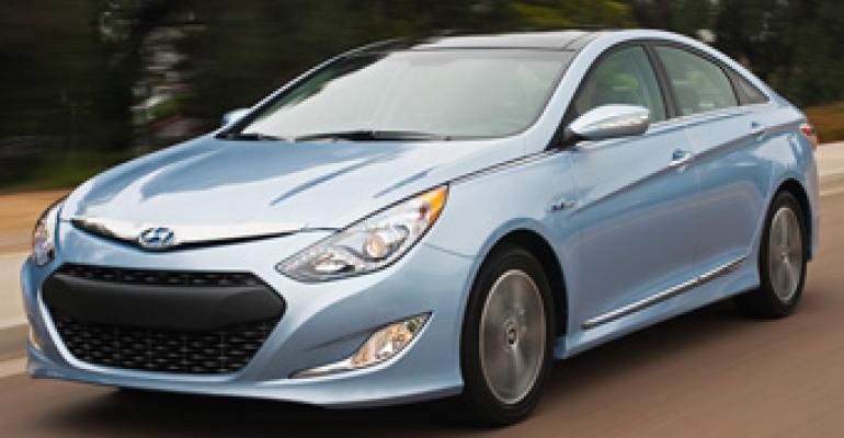 Hybrid, EV Sales Lag Forecasts, But Plenty More Models on Way