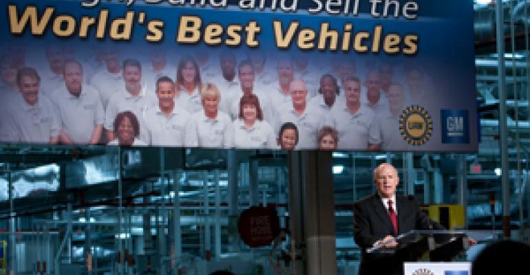2011 Year in Review: General Motors