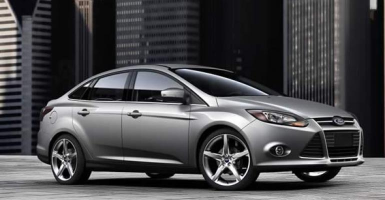 Ford sales up 108 for 2011