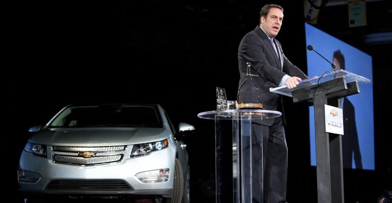 Business case for Volt remains the same Reuss says