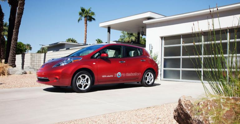 EVs and hybrids accounted for only 43 of newcar purchases statewide and 21 nationwide last year