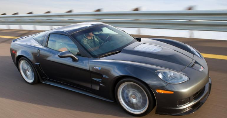No ZR1 inventory backlog Corvette exec says