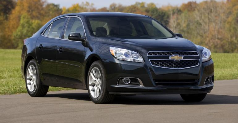rsquo13 Chevy Malibu Eco turns in 265 mpg in Texas test drive