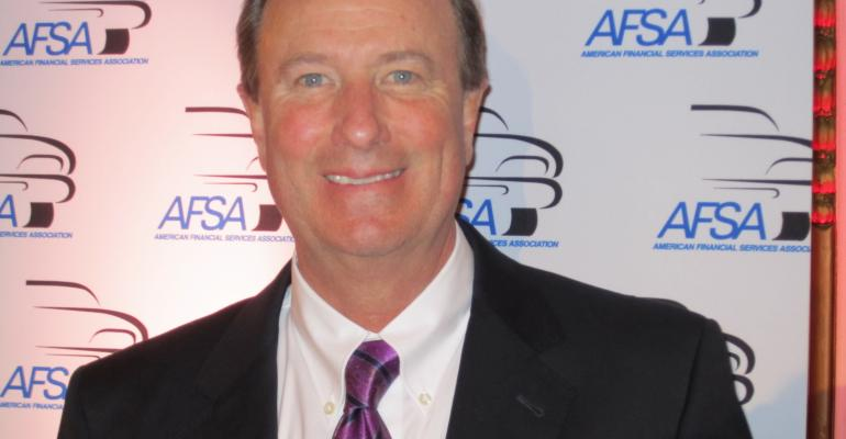 AFSA President Chris Stinebert willing to work with new director