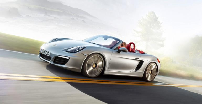 Job One for Boxster at VW plant slated for this fall