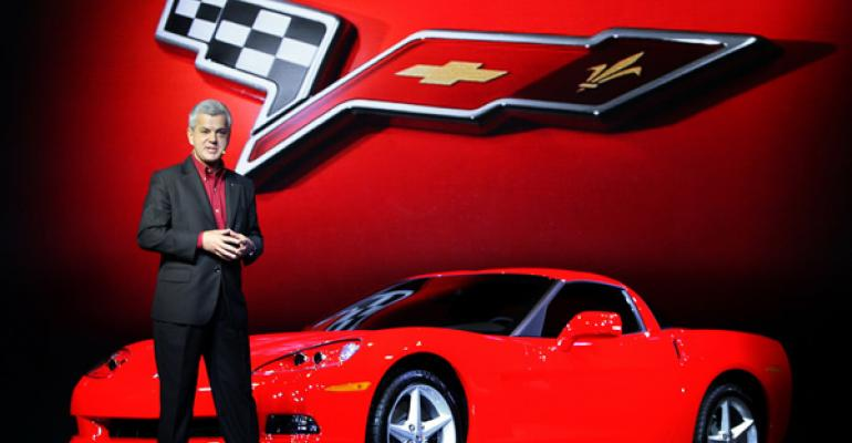 Rocha unveils Corvette coupe to be sold in Korea