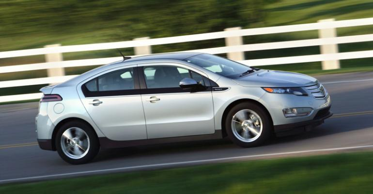 GM optimism rising for Chevy Volt demand