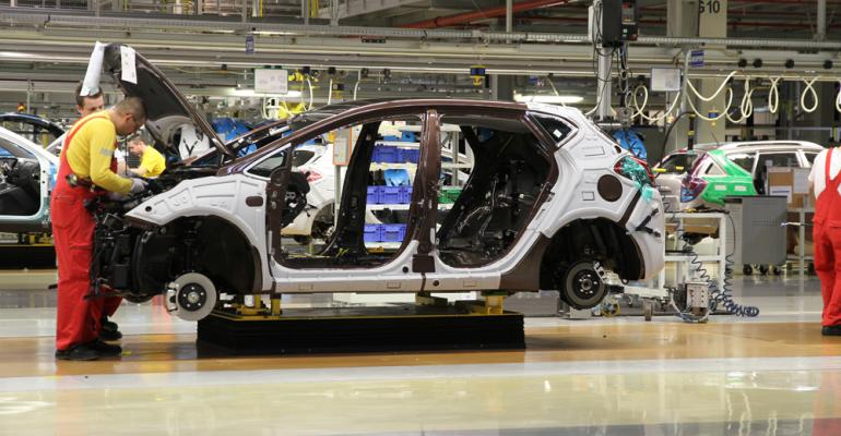 Output of ceersquod 5door under way at Slovakia plant with more models to follow