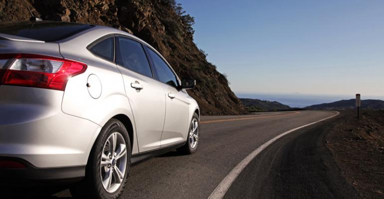 Ford Focus sales up 3362 in April in Mexico