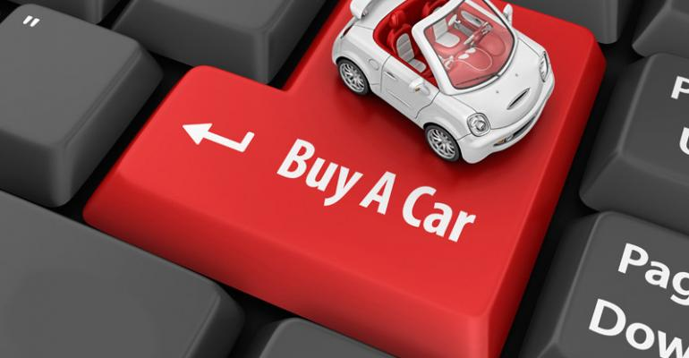 About 90 of consumers use Internet to car shop