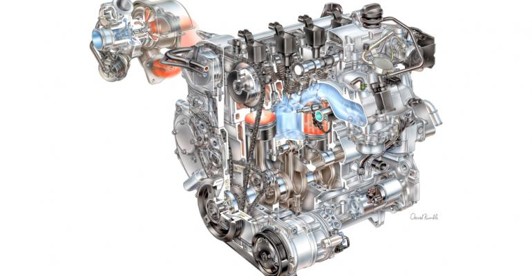 GM says 20L turbo highoutput 4cyl strikes balance between fuel economy power