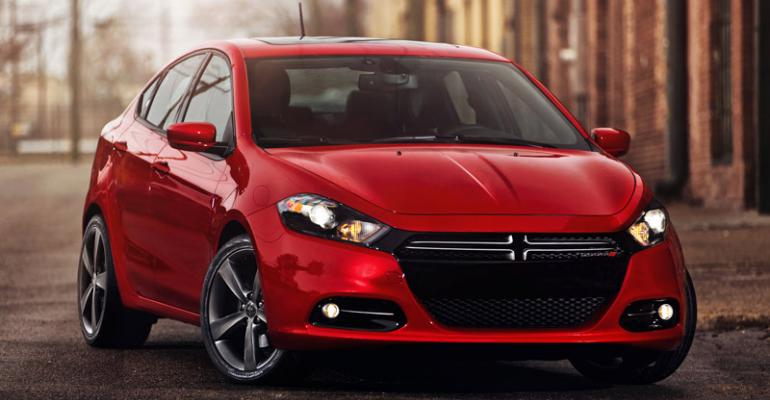 rsquo12 Dodge Dart had first full sales month in June