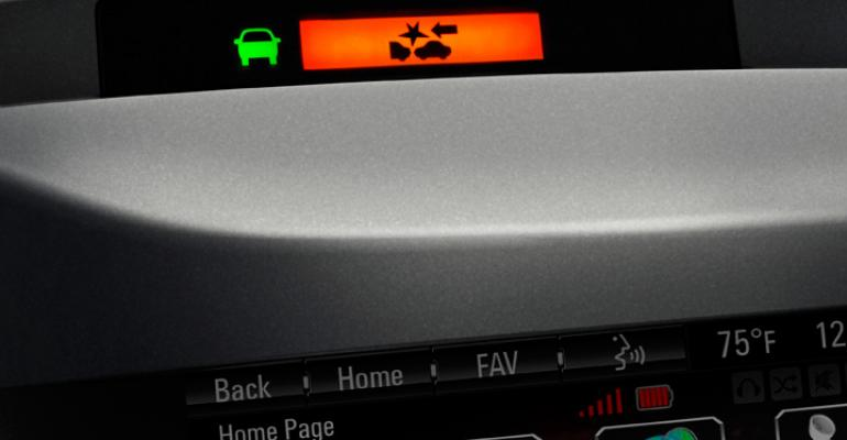 Forwardcollision warning systems working safety group finds