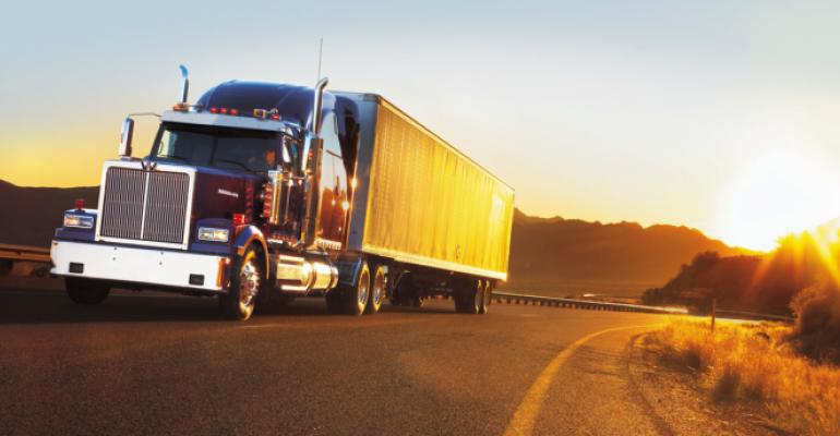 Class 8 led bigtruck market with sales up 424