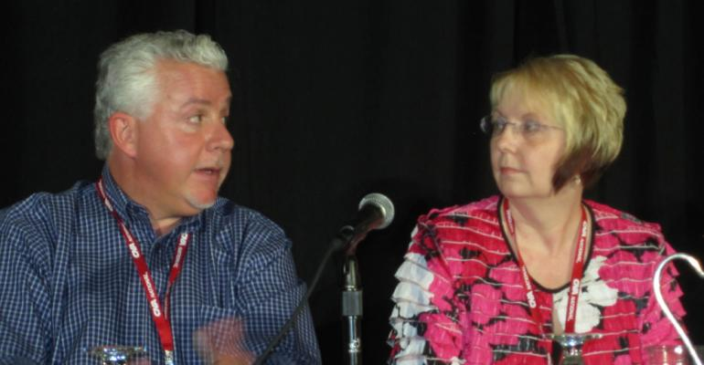 Chris Bell and Dina Wilson discuss working as FampI managers