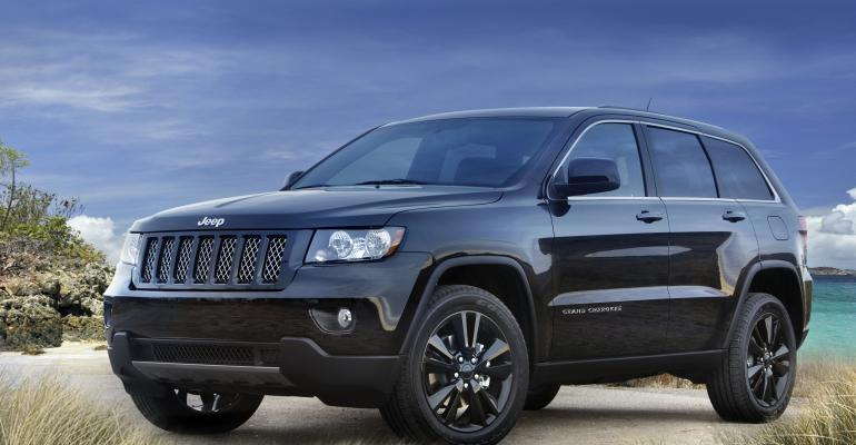 Chrysler considering production ndash not moving production ndash of Jeeps in China