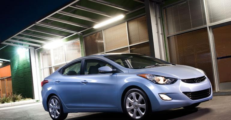 Hyundai Elantra loudly criticized by owners for not achieving EPA numbers