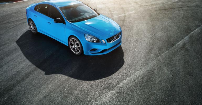 Volvo Polestar concept generates 508 hp and 424 lbft of torque