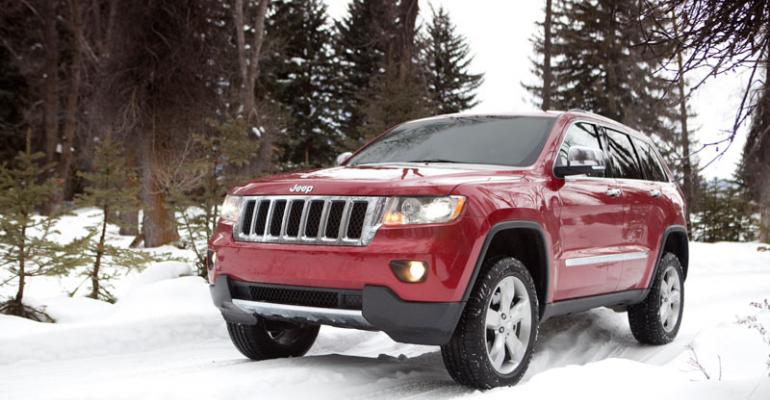Topselling Grand Cherokee to get diesel powertrain