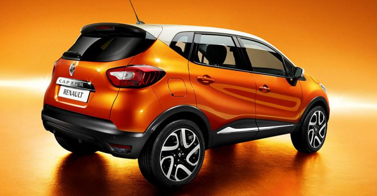 Captur looks to take early lead in crowded segment