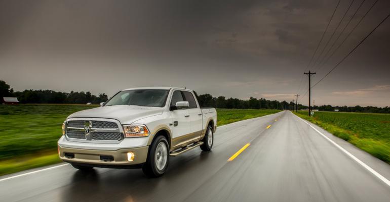 Ram 1500 third Chrysler model with new oilburner