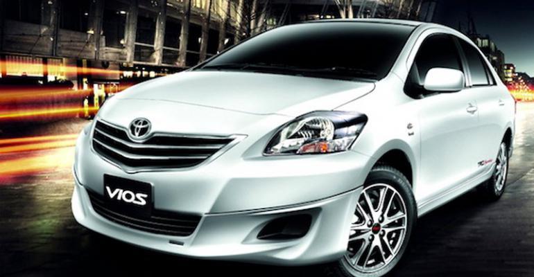 Toyotarsquos 168 led market share