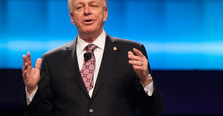Westcott delivers first speech as 2013 NADA chairman