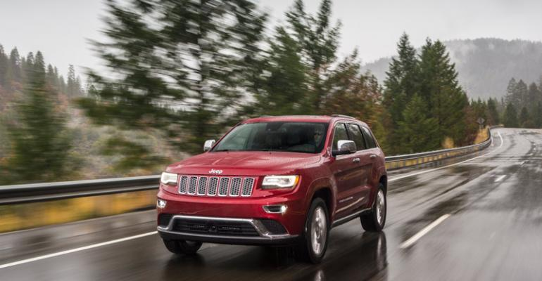 rsquo14 Jeep Grand Cherokee diesel benefits from PMAT technology
