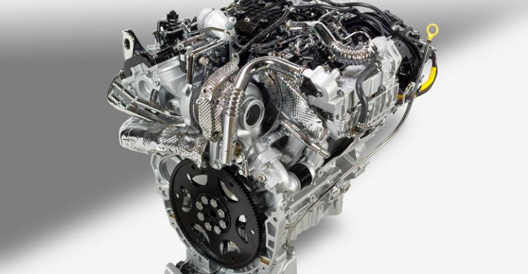30L diesel available in Grand Cherokee
