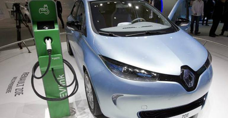EV reflects auto makerrsquos pursuit of best range and beauty chief engineer says