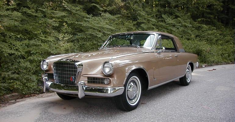 Studebaker looks for 3963 quotSuper Hawkquot to spark sales