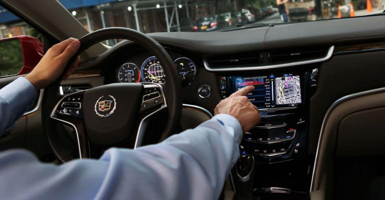 Each infotainment task to take 2 seconds or less under NHTSA guidelines