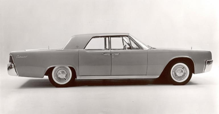 Lincoln Continental leads all 3963 models with an AC installation rate nearing 80