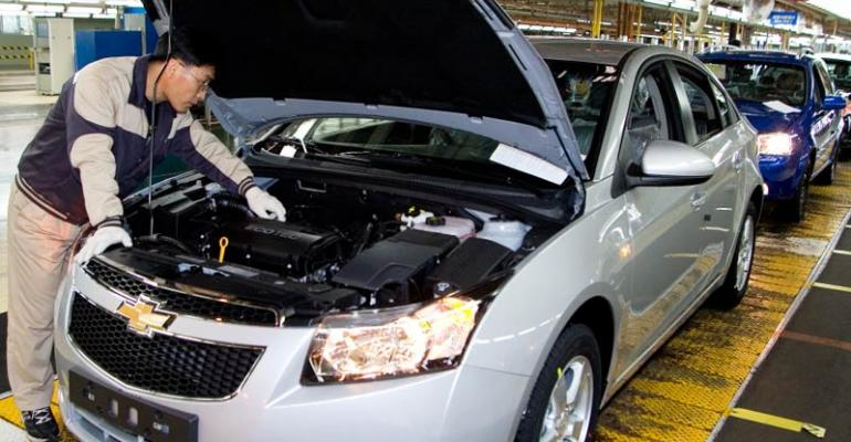 Union worried Cruze resourcing beginning of downsizing move