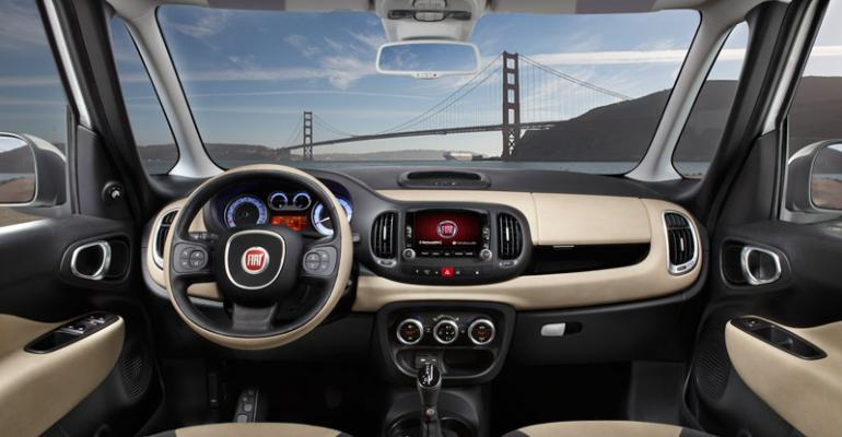 UConnect Going Global With Fiat, Maserati | WardsAuto