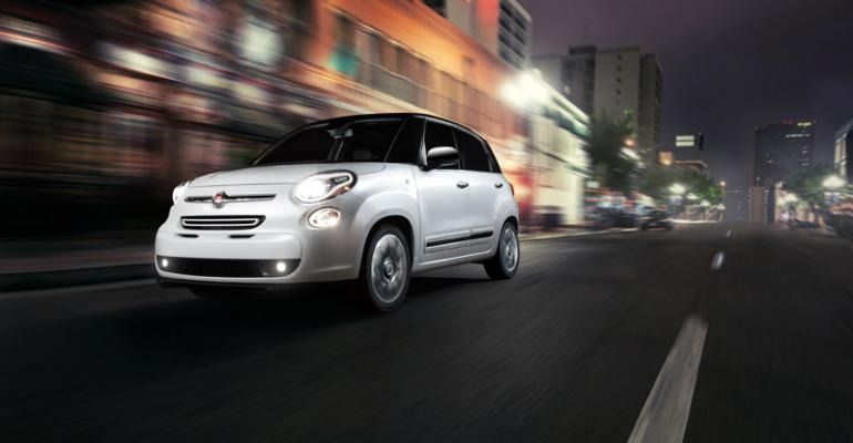 Fiat targets young families and urbanminded buyers with 500L