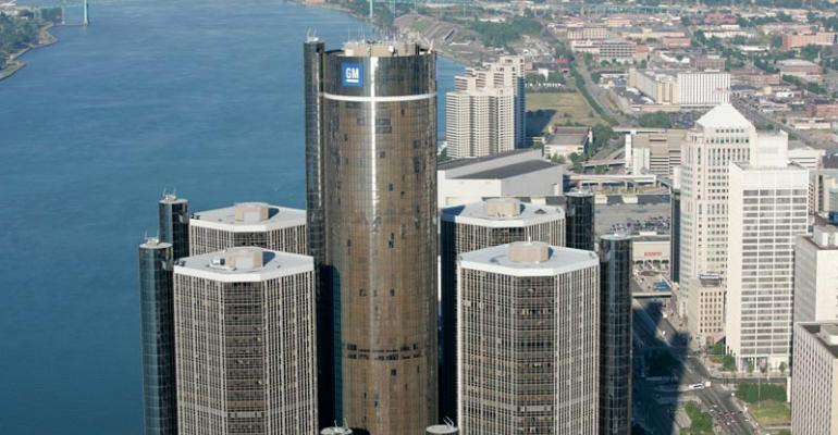 Analysts donrsquot expect public perception of Detroit Three to take a negative turn because of cityrsquos financial woes