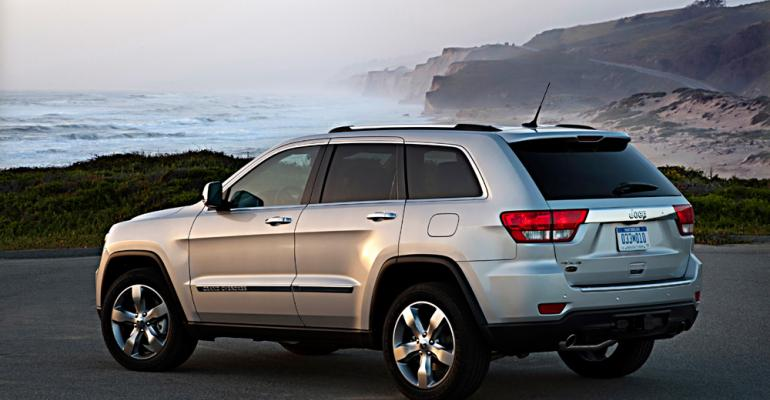 No summer shutdowns for plants building popular vehicles such as Jeep Grand Cherokee