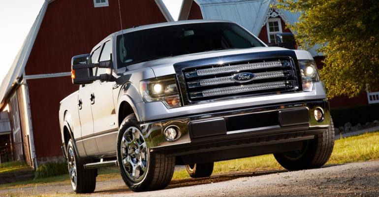 F150 already utilizes recycled cotton and carpeting