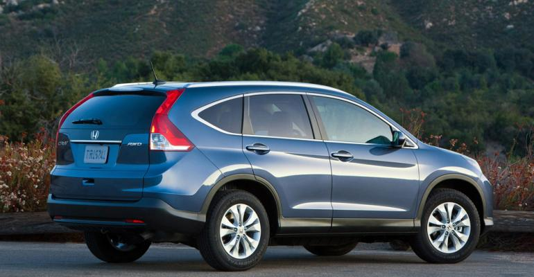 Honda snatches top spot in light trucks from rival Nissan