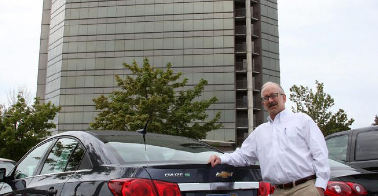 Cruze Turbo Diesel lives up to billing editor Drew Winter finds