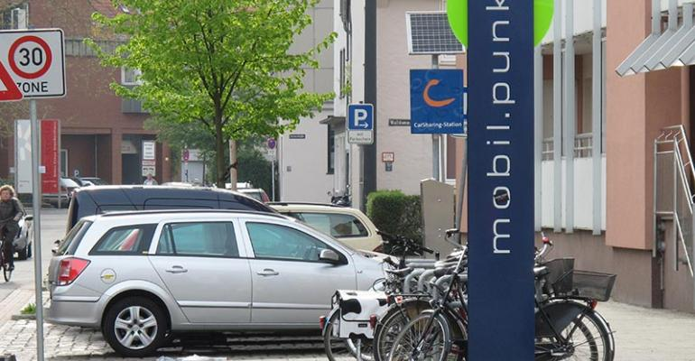 Carsharing advocates tout economic advantages