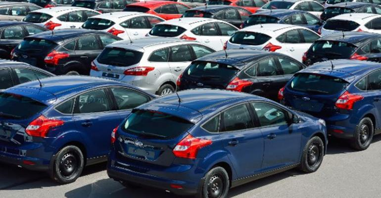 Currency manipulation curtails exports US automaker argues