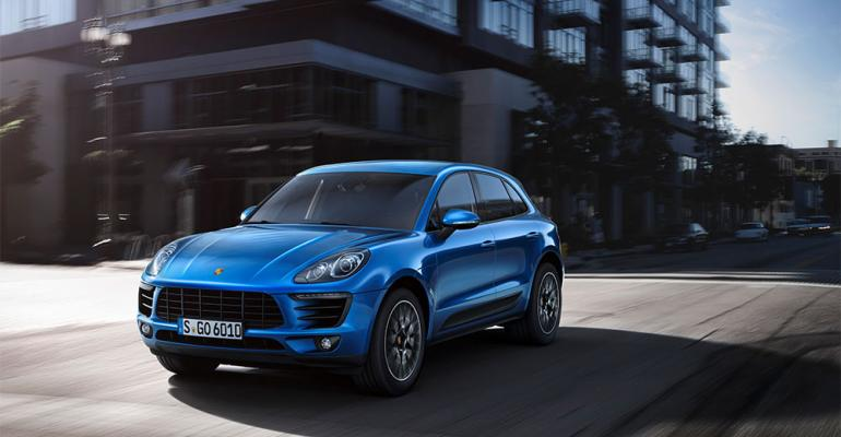Porsche Macan shares architecture with Audi Q5 CUV